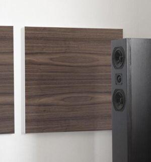 walnut akustiikkalevy 60 cm