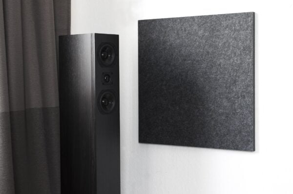 grafiitinharmaa vaimee based s akustiikkapaneeli
